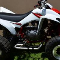 Raptor 360 Quard Bike  for a small car whatsaap 0797149382