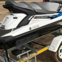 2015 Yamaha Fx1800HO WAVERIDER LUXURY CRUISER JETSKI for sale