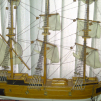 Model Sail Ship