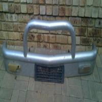 Bullbar for Nissan 1400
