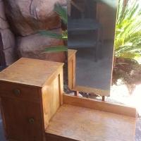 Oak Dressing Table (1010x410x765)