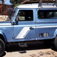 Land Rover Defender 4x4 3.5 V8 R68000.00 or closest offer
