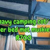 Navy Camping cot