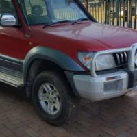 Toyota Land Cruiser Prado 3l kzte
