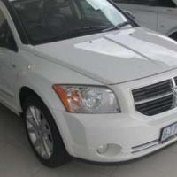 Dodge Caliber 2.0 sxt auto