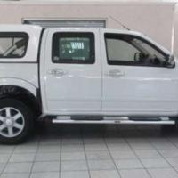 Isuzu KB 300TDI double cab LX auto