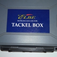 Elbe Fly Fishing Tackle box