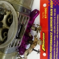 holley double pumper racing carb