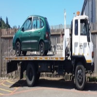 Isuzu Flat Bed Tow Truck for Sale
