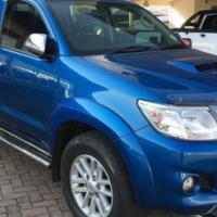2014 Toyota Hilux 3.0 D-4D 4X4 A/T