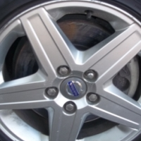 Volvo S40 Mag Rims For sale