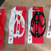 Bicycle Bottle Cages - Specialized Road or Mountain Bike Bike - Rib Cage Bottle Cages