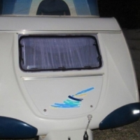 2000 Sprite Splash in mint condition. Outside kitchen