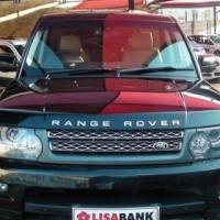 LAND ROVER RANGE ROVER SE 5.0 V8 S/C