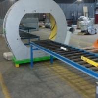Neleo 125 Semi Auto wrap Orbital Wrapping Machine