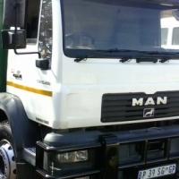 Waste Compactor MAN CLA 15-220