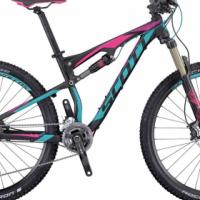 Bicycle - Mountain Bike - Scott Spark 700 Womens Mountain Bicycle