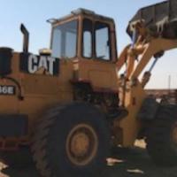 Wheel Loader Caterpillar cat 936 E