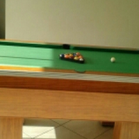 make Shoot leisure products Snooker table