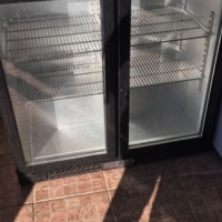 Like New in great condition Commercial Under counter back bar fridge for sale...
