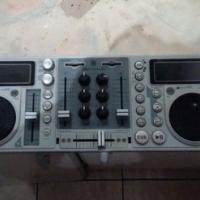 JB systems msd 900 mixer