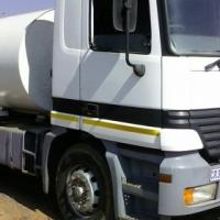 Mercedes Benz Actross Watertanker