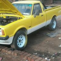 Ford Cortina V6 bakkie