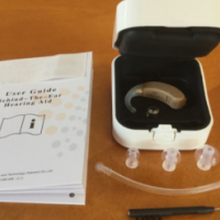 Hearing Aid Devices - New with 12 month warranty