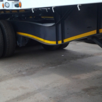 flatdeck superlink to swop for a scania double diff truck tractor