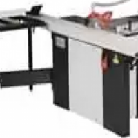 12 inch panel saw with scoring function with sliding table 220 v