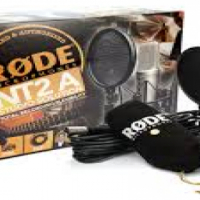 Rode NT2  Condenser  Microphone  New in Box  Bargain ONCO