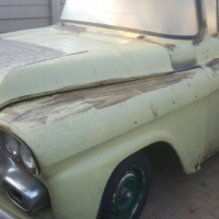 1958 Chev Apache for sale