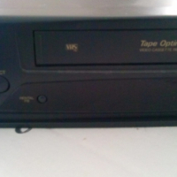 Mitsubishi video cassette recorder