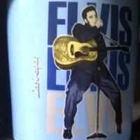 Elvis Presley Ceramic Mug