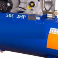 50 Liter Belt Drive Compressor 1.5kW 2HP