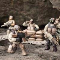 Call of Duty Mega Bloks Collectors Sets