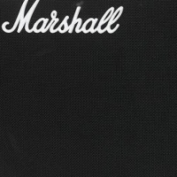 Marshall MG50CFX MG Carbon Fiber Series Electric Guitar Amplifier Combo with Footswitch