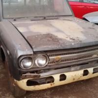 Vintage Datsun 1500 bakkie