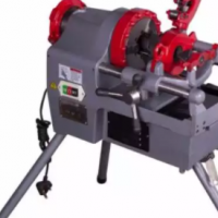 """Electric Multi Function Pipe Treading Machine with Dies Capacity: 1/2"""""""
