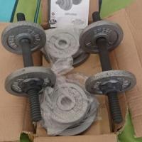 Trojan 2 x 10kg Dumbbell Sets - Brand New