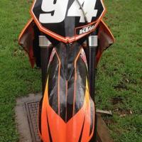 KTM SXF 250 4 stroke