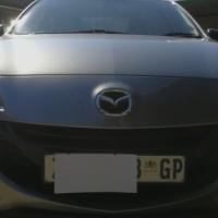 Mazda 3 Active 2010