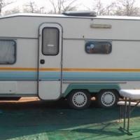 Gypsey 5 Dubbel as karavaan
