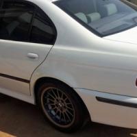 BMW 525i Motor sports