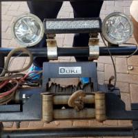 Duke RW 9500 winch