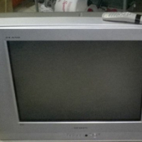 Samsung 74 cm with remote