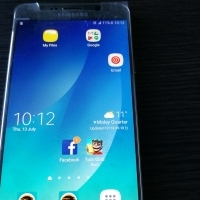 Gold Samsung Note 5, Like New