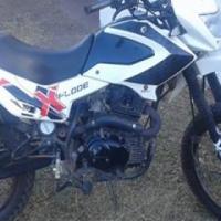 2012 Bashan xplode 250cc.
