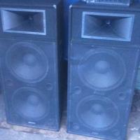 Dixon speakers and Mixer