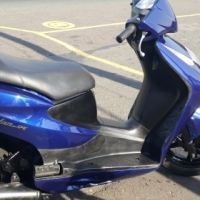 2012 Honda Dylan 125 scooter for sale